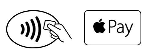 Apple Pay Payment Symbols